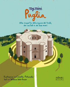 Book Cover: My mini Puglia