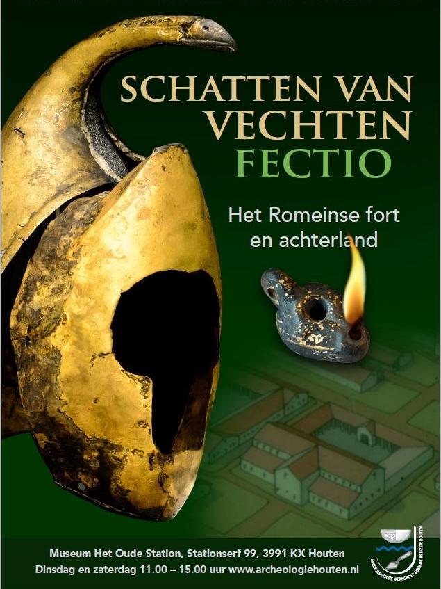 Tentoonstelling: Schatten van Vechten - Fectio: Het Romeinse fort en achterland