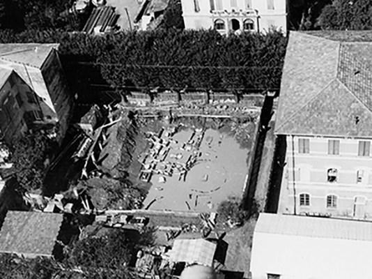 Necropoli di Chiavari, Anni Sessanta
