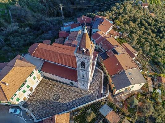 sagrato chiesa Missano