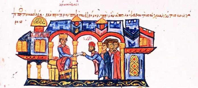 Leone VI, Costantinopoli, Bisanzio