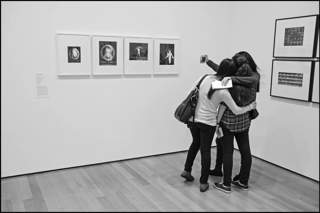 Millennials al museo