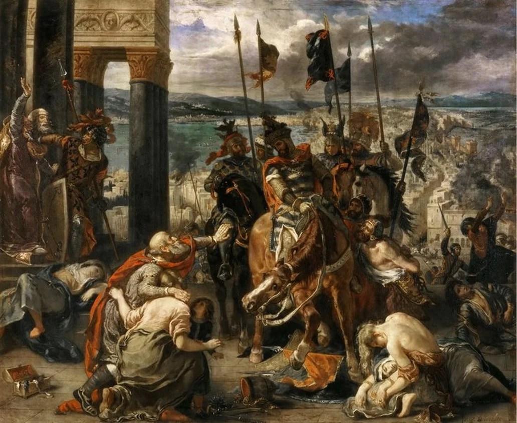 Costantinopoli, crociati