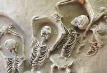 scheletri dei ciloniani