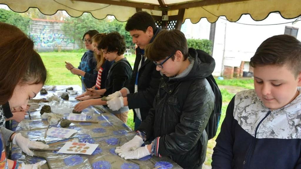 Il Parco InVita di Pontecagnano: dai rifiuti all'ecoturismo