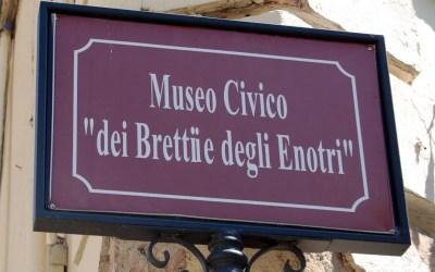L'invasione digitale al museo dei Brettii e degli Enotri di Cosenza: bilancio positivo