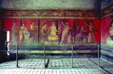Pompeii, branding