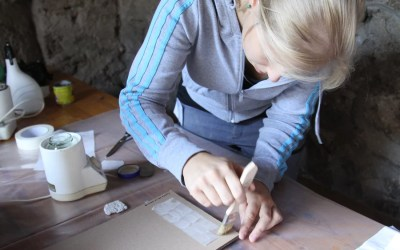 Il Pompeii sustainable preservation project: come costruire una nuova generazione di esperti in restauro archeologico