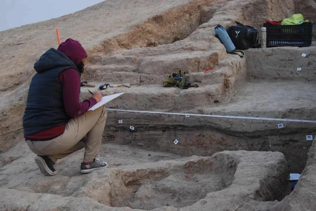 Lo scavo della Missione archeologica italiana sul tell di Helawa, Kurdistan