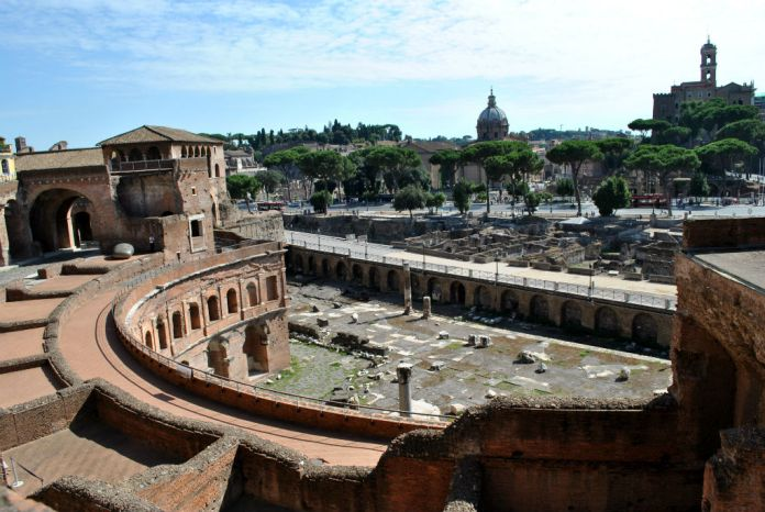 Roma, Mercati di Traiano