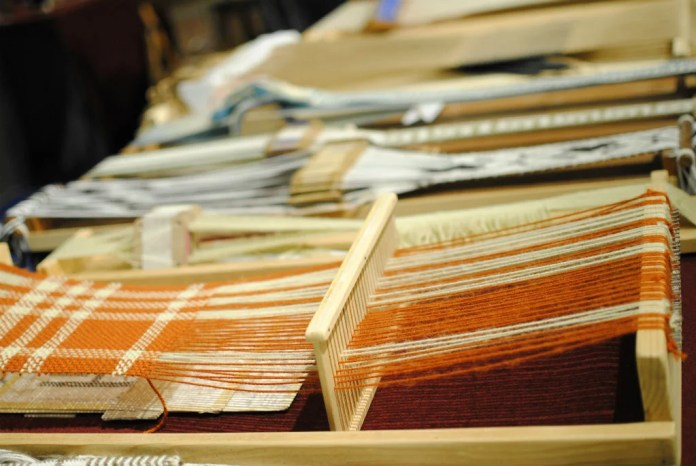 tessitura, TourismA, archeologia sperimentale