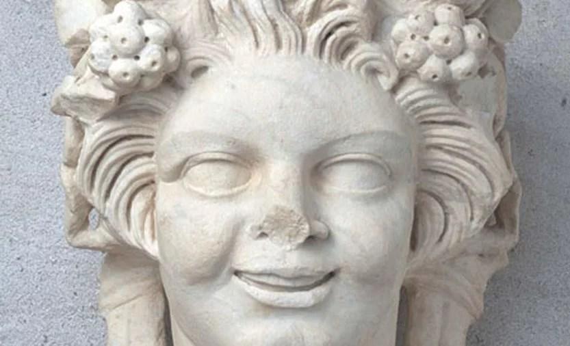 Verona, museo archeologico, teatro romano