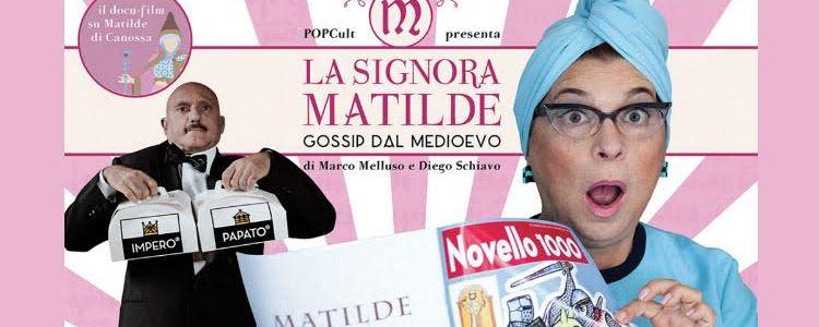 Matilde di Canossa, signora Matilede