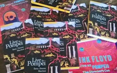 Live in Pompei, un'avventura che diventa libro