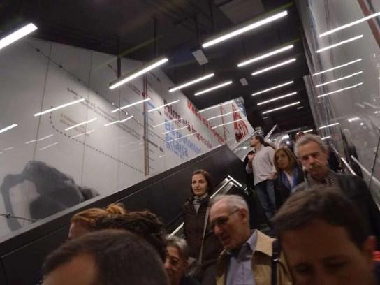 metro C - timeline