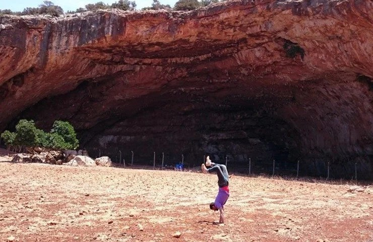 grotta di Haua Fteah