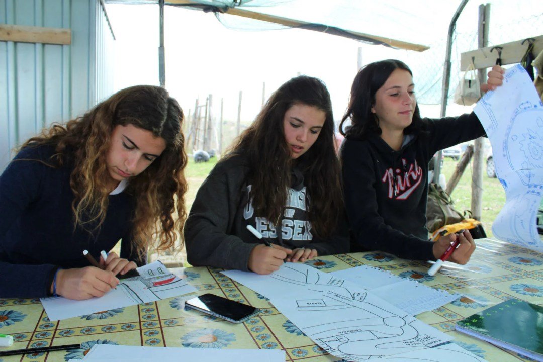 Tarquinia, la Civita. Progetto di alternanza scuola-lavoro dell'Università di Milano
