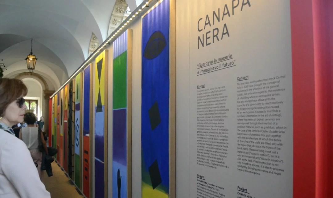 Canapa Nera: cosa c'entra il Museo della canapa con la Basilica di San Benedetto a Norcia