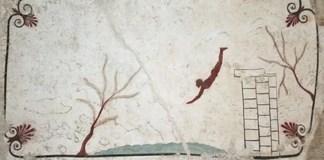 Paestum, la Tomba del Tuffatore