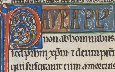Gli amanuensi medievali erano anche donne: ecco la prova!