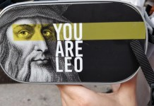 you are Leo, visita guidata