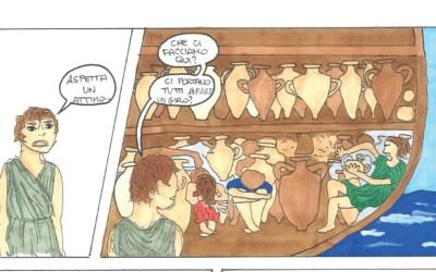 Un mare di Speranza: graphic novel che lega tra loro migrazioni antiche e moderne