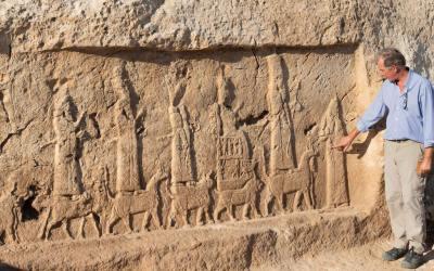 I rilievi assiri di Faideh, una scoperta epocale