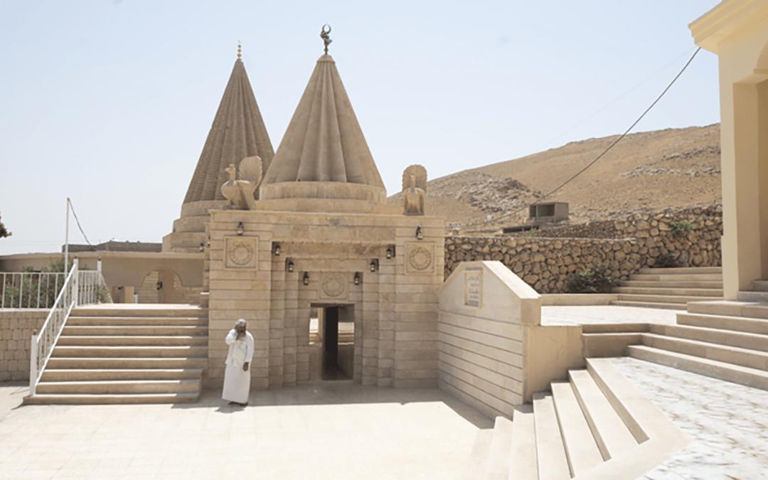 Aiutare gli Yazidi a ricostruire la loro società attraverso i beni culturali