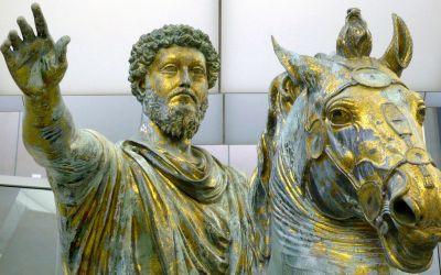 Resistere per rinascere: Marco Aurelio e il Covid-19