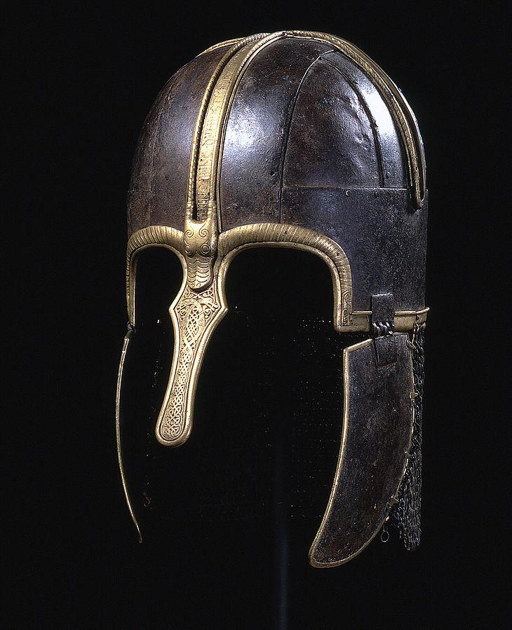 elmo di York Carlo Magno