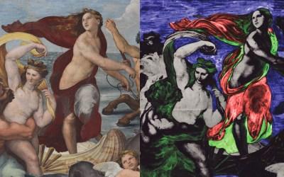 Raffaello a Villa Farnesina: guardare le pitture con occhi nuovi