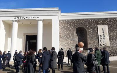 Riapre dopo decenni l'Antiquarium di Pompei