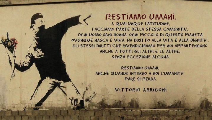 Podcast Museo: Le ali di Vik, storia di Vittorio Arrigoni