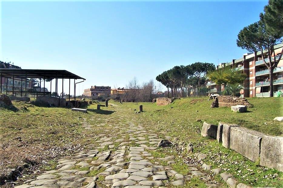 archeologia per la periferia settecamini