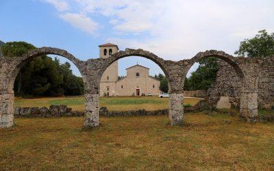 San Vincenzo al Volturno: un gioiello che si nega ai più