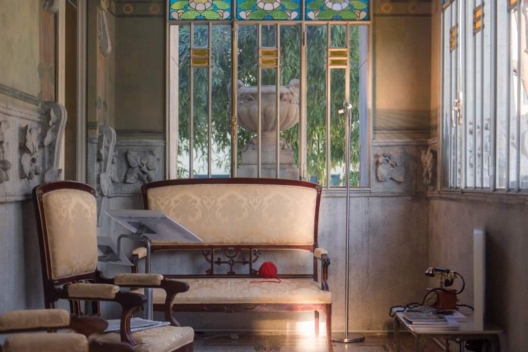 Villa Bernasconi telefono