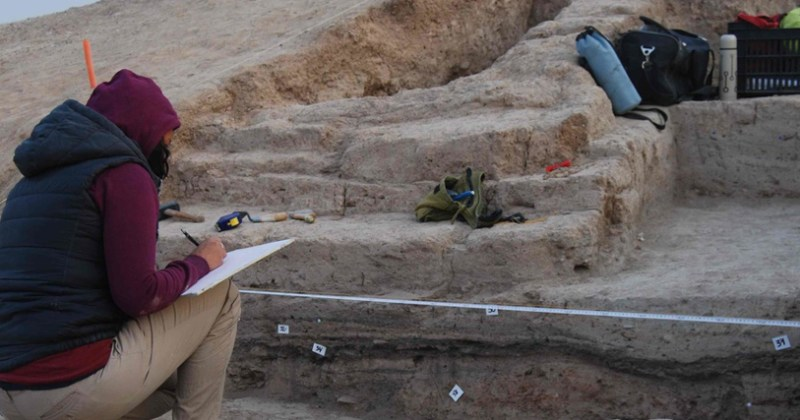 Being an archaeologist in Kurdistan. Interview with Luca Peyronel