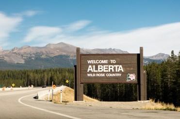 Leaving British Columbia