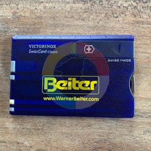 Swisscard von Beiter by Victorinox