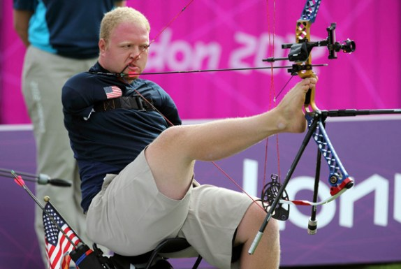 Paralympics: Archery-Men's Individual Compound