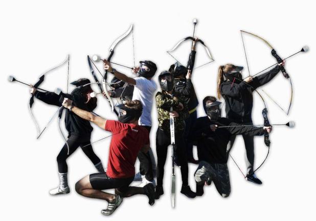 archerytag barcelona 1 - Qué es y cómo funciona el Archery Tag