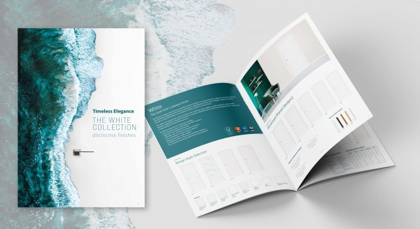 Image: Vicaima White Collection Brochure