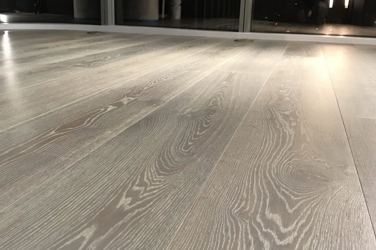 Unique One Coat Wood Surface Finishing Process Archetypal Gallery Wood Floors