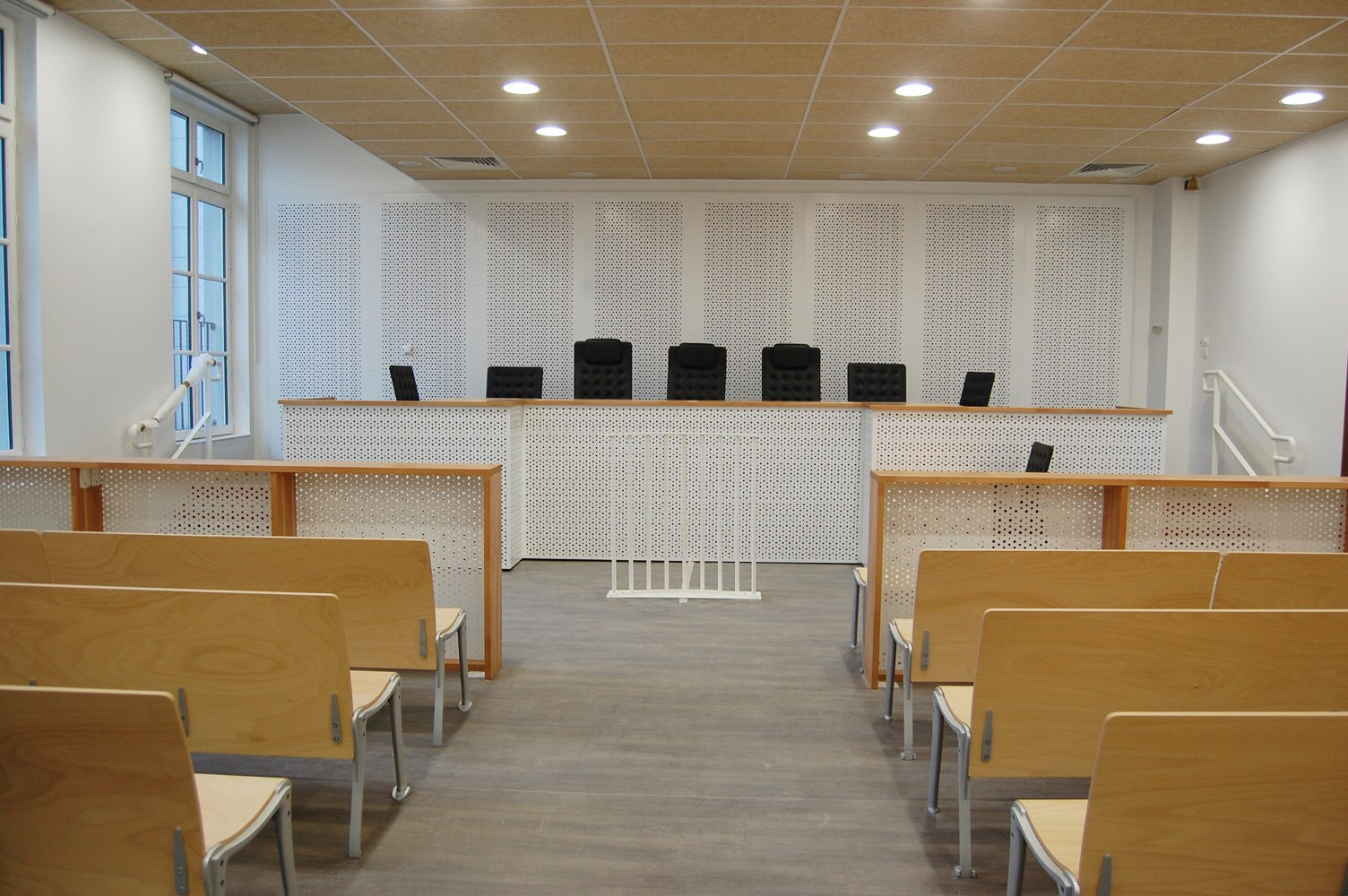 Salle Daudience Mobilier Archtype
