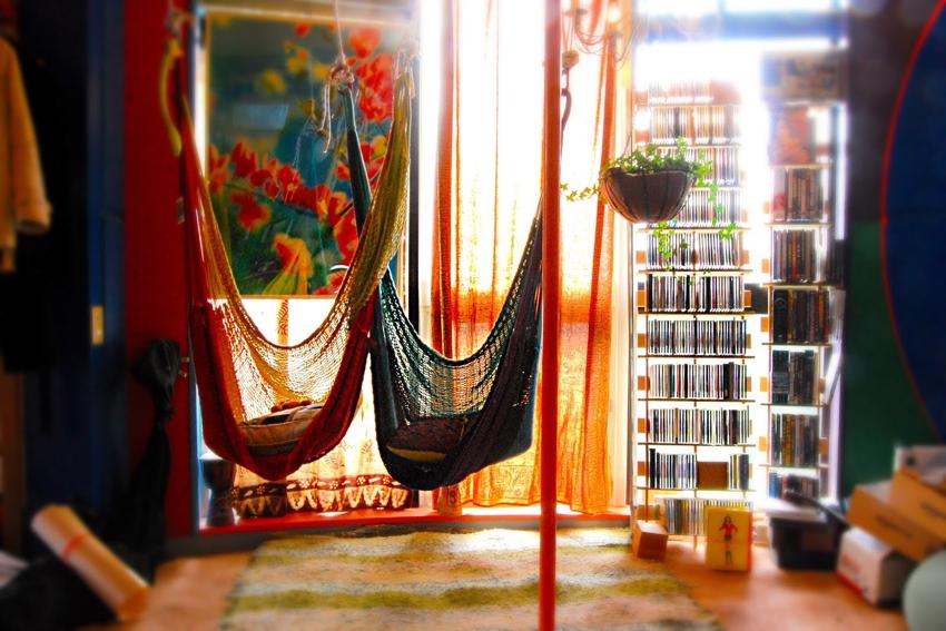 Reversible Destiny Lofts by Madeline Gins and Shusaku Arakawa