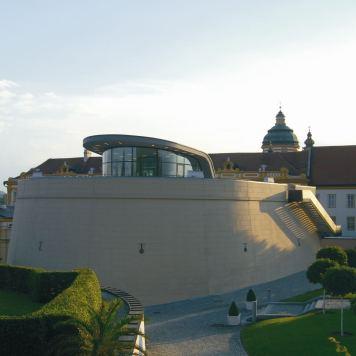 Stift Melk - Nordbastei Atelier acw Architekt DI Christian Wöhrer, Wien, Wien, Österreich Foto: Christian Wöhrer
