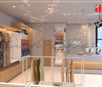 Motifz Brand Outlet Store Design Mall of Defence