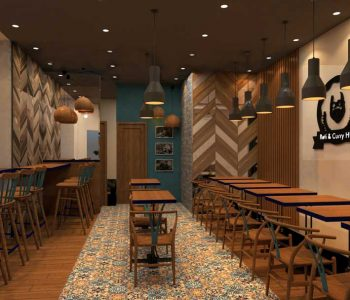 Roti and Curry in London By Archi C ubes