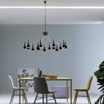 Pastel Colors In Stylish Dining Rooms By Delightfull Archi Living Com