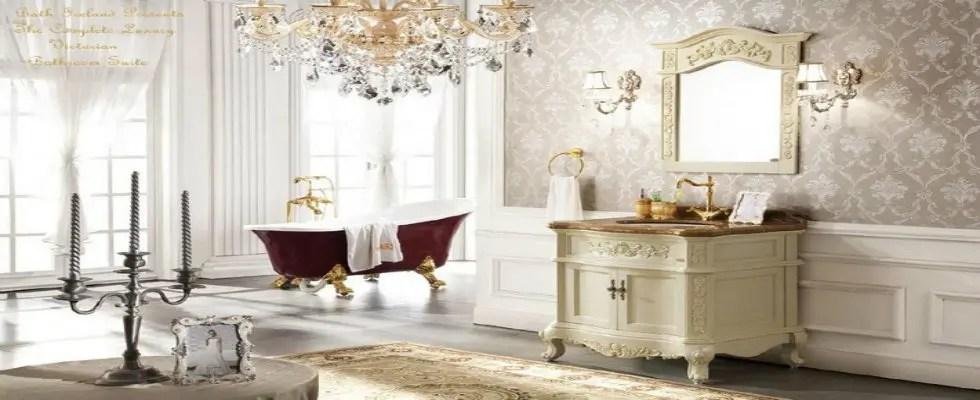Victorian Style In Bathroom Design